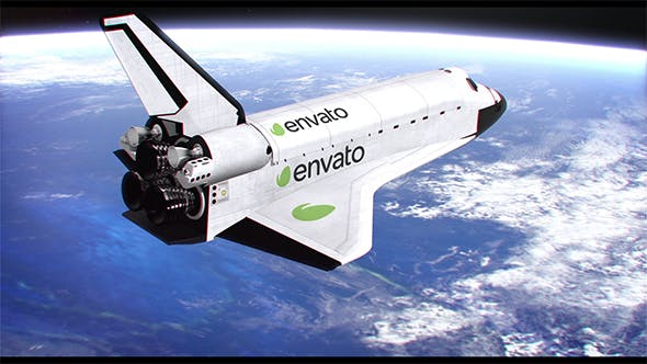 Videohive 16827680 - Satellite over Earth - Motion Graphics - Footage