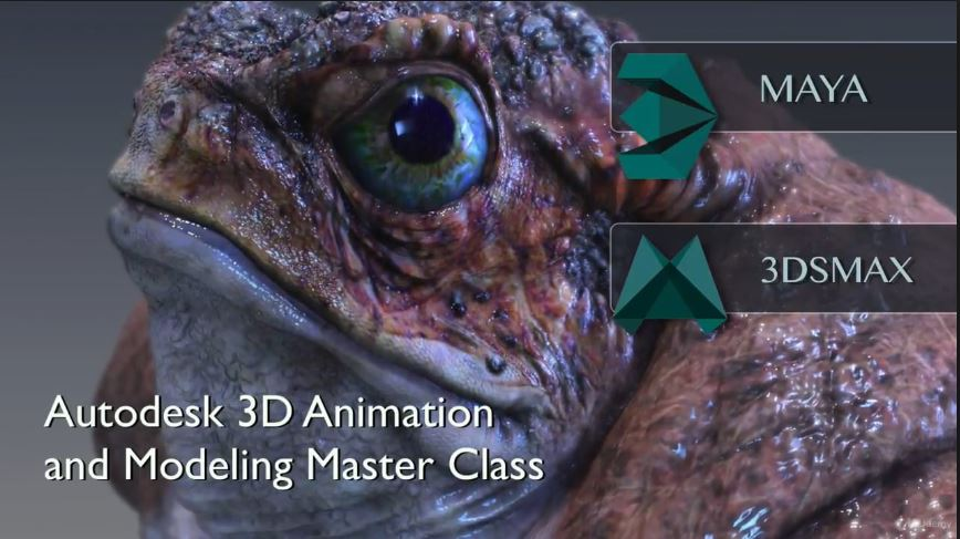 3D Animation & Modeling Master Class | Beginner to Advanced - Maya Tutorials