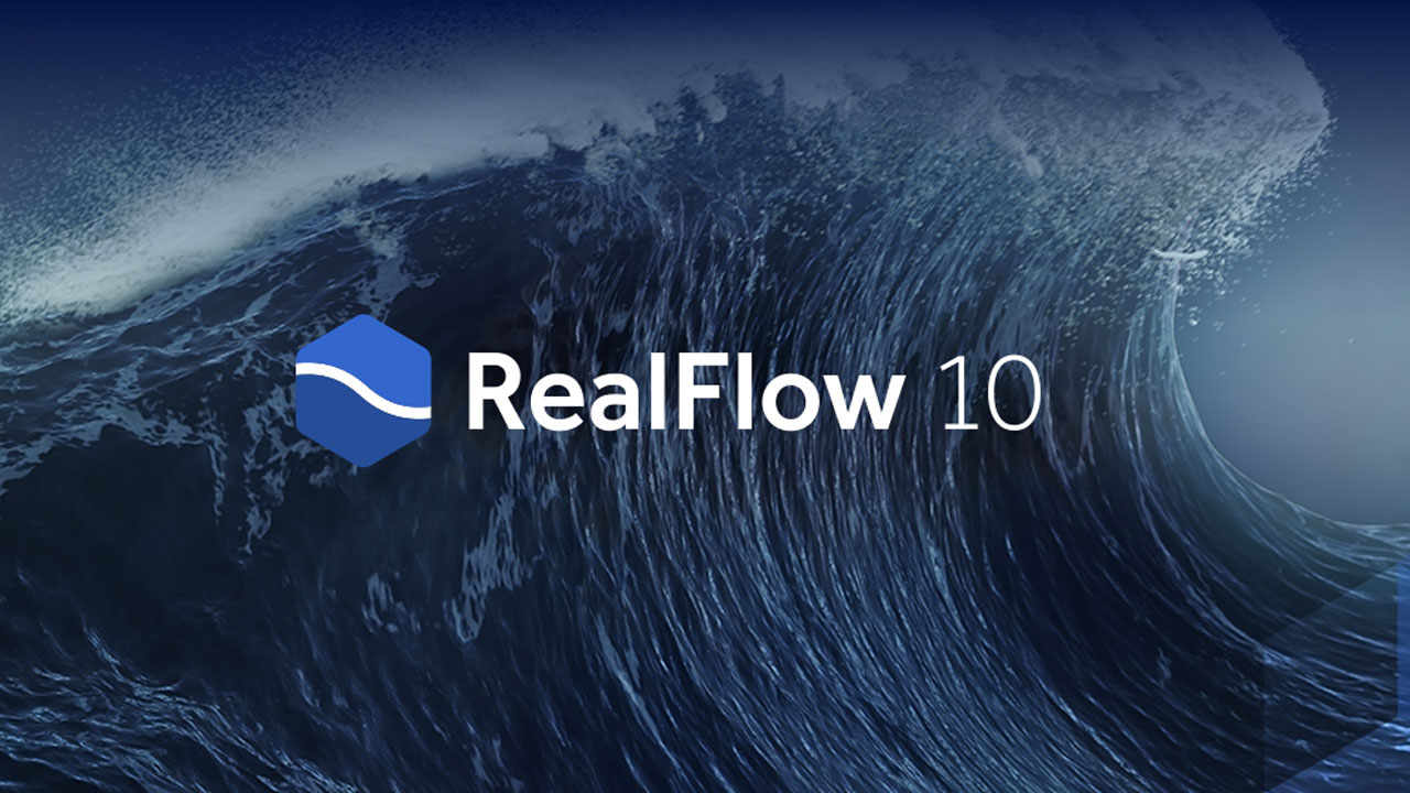 NextLimit RealFlow 1.1.2 For Maya 2017-2018 - Plugin For Maya