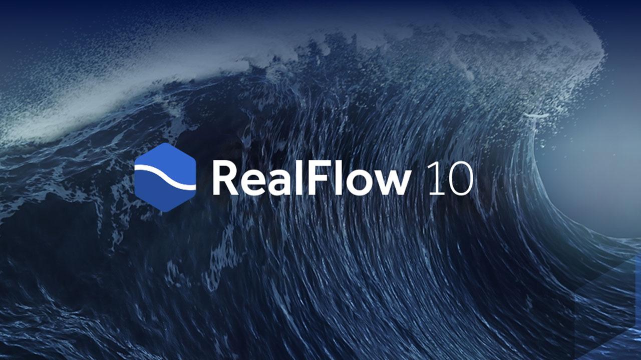 NextLimit RealFlow 1.1.2 For Maya 2017-2018 - Plugin For Maya
