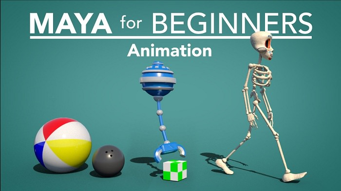 Maya for Beginners: Animation - Maya Tutorials