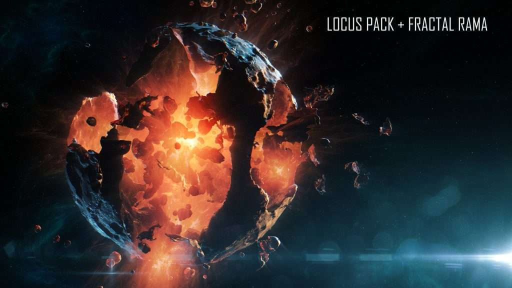 Locus Pack Model Pack For Element 3D - Model 3D Download For Free