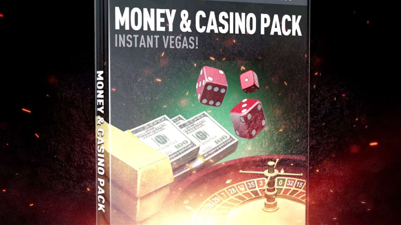 Money & Casino Pack for Element 3D - Model 3D Download For Free