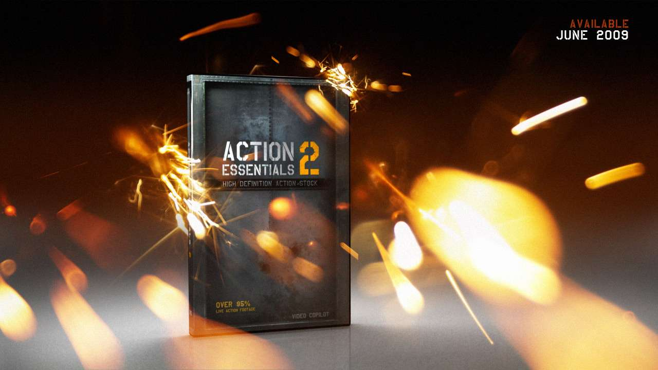 Videocopilot - Action Essential 2 - Footage Download For Free