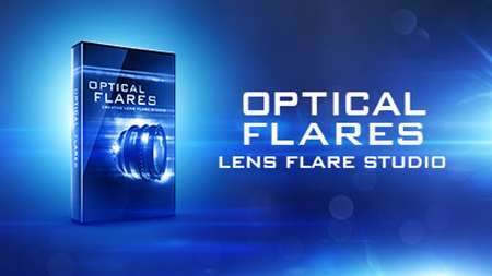 Optical Flare Plugin V1.3.5 For Win and Mac - Plugin For After Effect