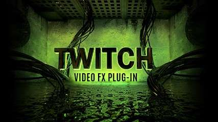 VideoCopilot Twitch (Win/ Mac) -  Plugin For After Effect