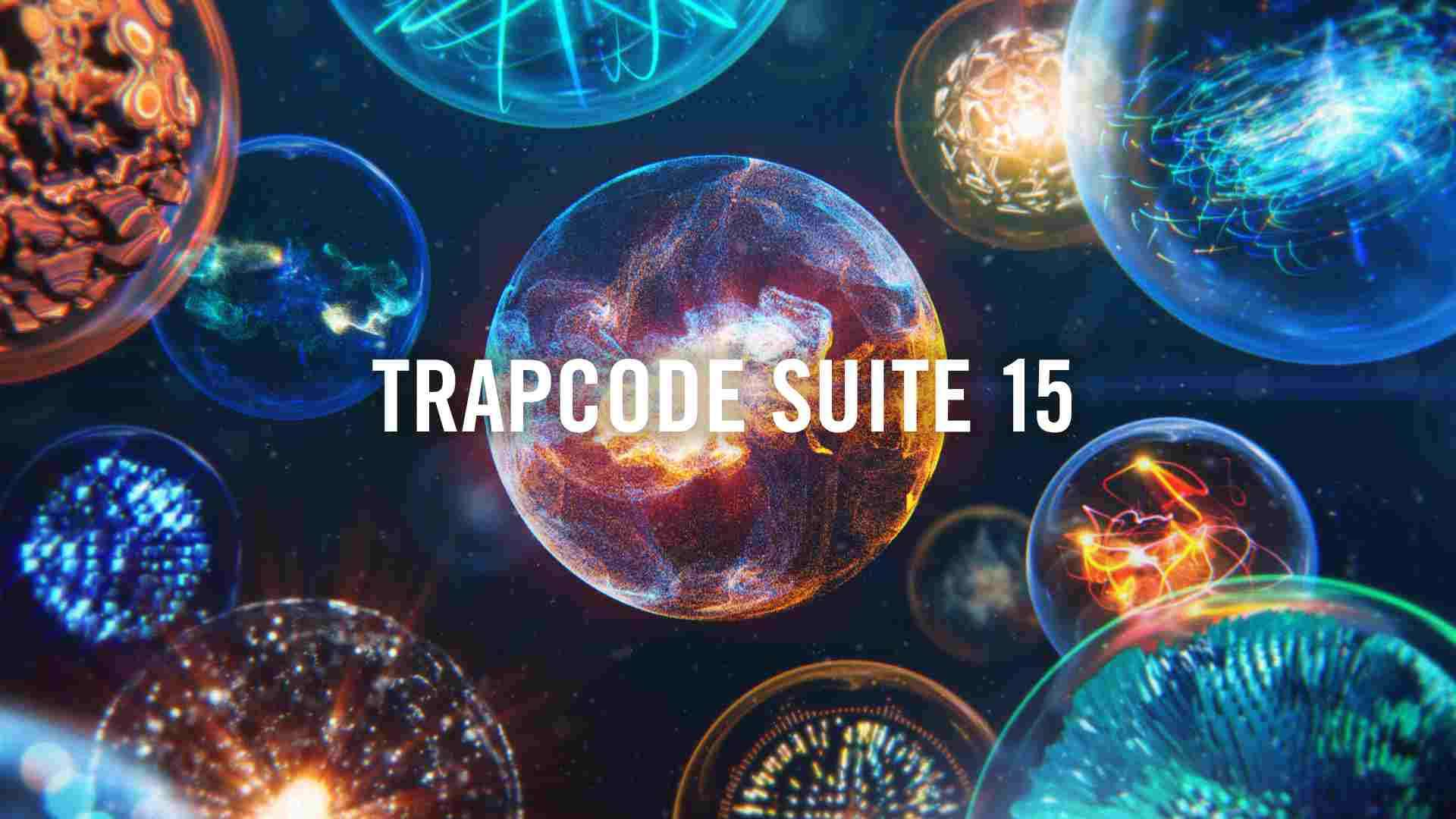 Red Giant Trapcode Suite 15 (WIN/MAC) - Script, Plugin For After Effect