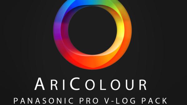 AriColour Panasonic V-Log Luts Pack - Cinema & Film LUTS (Win/Mac) - LUTS MÀU ĐẸP