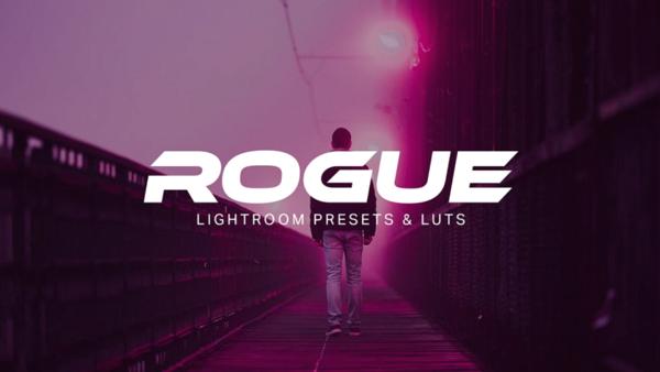 Rogue - Lightroom Presets and LUTs (Win/Mac)- LUTS MÀU ĐẸP