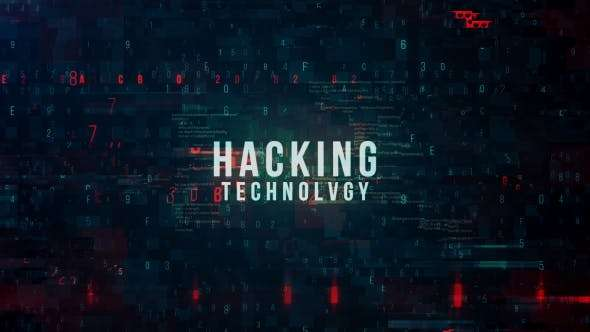 Videohive 20217625 - Hacking Technology Promo - After Effect Template