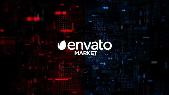 Videohive 24060013 - Digital Technology Intro - After Effect Template