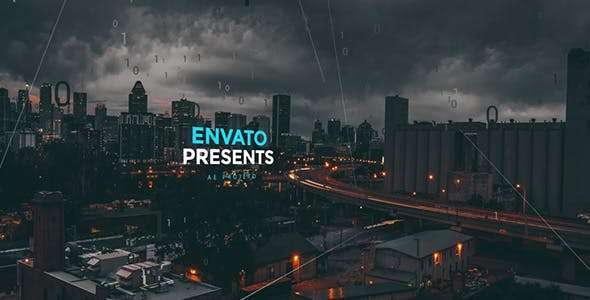 Videohive 19214794 - Slideshow Technology - After Effect Template