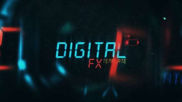 Videohive 21406003 - Cinematic Sci-Fi Titles - After Effect Template