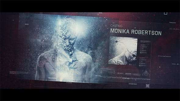 Videohive 16048626 - Sci-Fi Movie Opener - After Effect Template