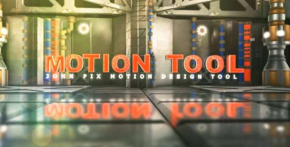 Videohive 16281554 - Sci Fi Element 3D Tool - After Effect Template