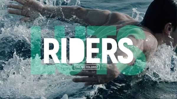 Jordan Hoechlin - Riders LUTs (Win/Mac) - LUTS MÀU ĐẸP