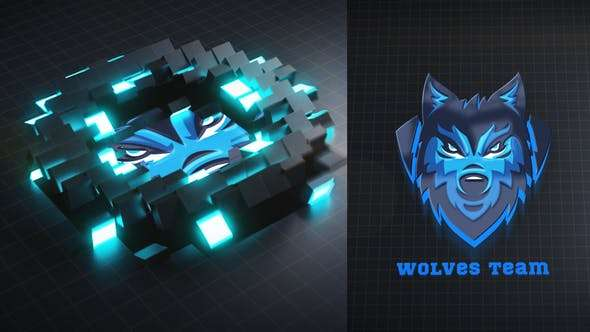 Videohive 23117246 - Hi-Tech Logo Reveal - After Effect Template