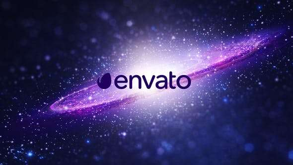 Videohive 20758982 - Space Logo Reveal - After Effect Template