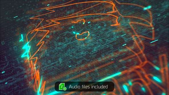 Videohive 14666760 - Code Ex — Action Glitch Logo Reveal - After Effect Template