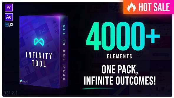 Infinity Tool 2.0 - Videohive 23736432 - Script,Plugin For After Effect  And Premiere Pro