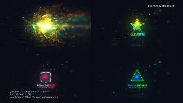 Videohive 24695188 - EXPLODE Premium Logo Reveal - After Effect Template