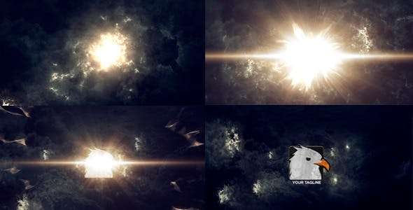 Videohive 9510856 - Dark Cinematic Opener - After Effect Template