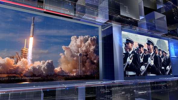 Videohive 24463894 - Information News - After Effect Template