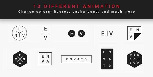 Videohive 19980742 - Minimal Modern Logo Reveal - After Effect Template