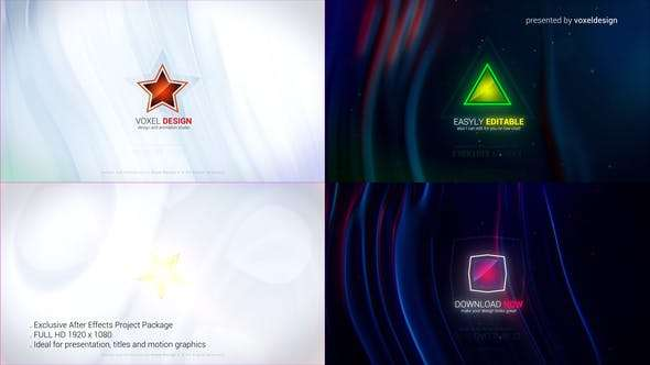 Videohive 24617116 - Silky Premium Logo Reveal - After Effect Template