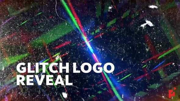 Videohive 21944561 - Glitch Logo Reveal - After Effect Template
