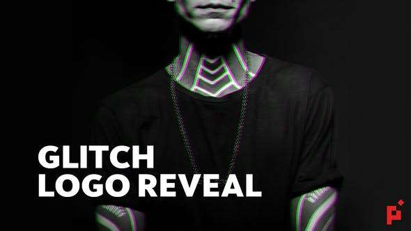 Videohive 23675182 - Bold Glitch // Logo Reveal - After Effect Template