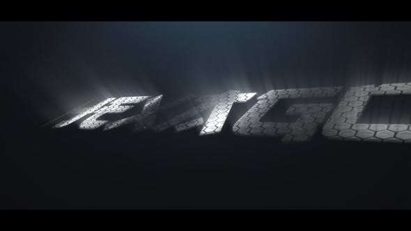 Videohive 22015257 - Hexagon Logo Reveal - After Effect Template
