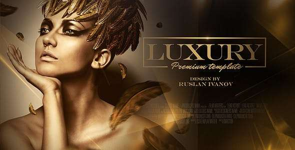 Videohive 19383361 - Luxury Awards Package - After Effect Template