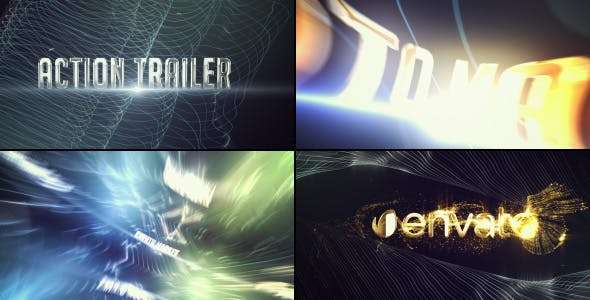 Videohive 19183723 - Trailer Titles - After Effect Template