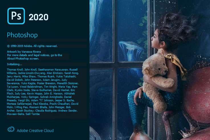 Adobe Photoshop CC 2020 (WIN) - Chỉnh sửa ảnh chuyên nghiệp