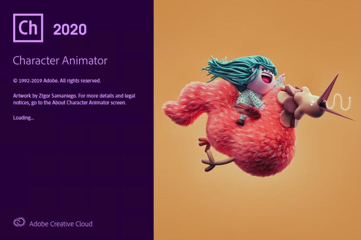 Adobe Character Animator CC 2020 - Làm phim hoạt hình chuyên nghiệp