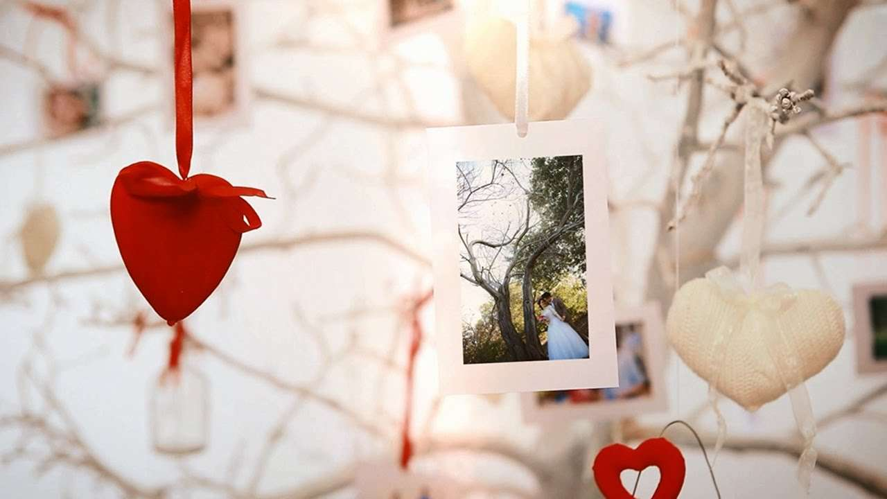 HD wedding Tree love videohive - After Effect Template