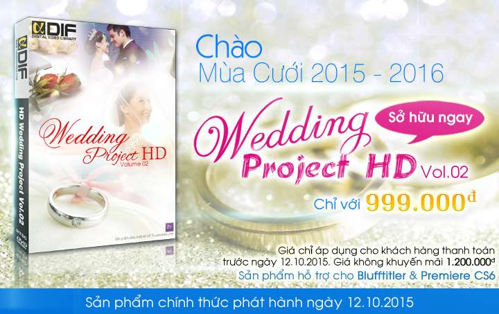 HD wedding vol 2