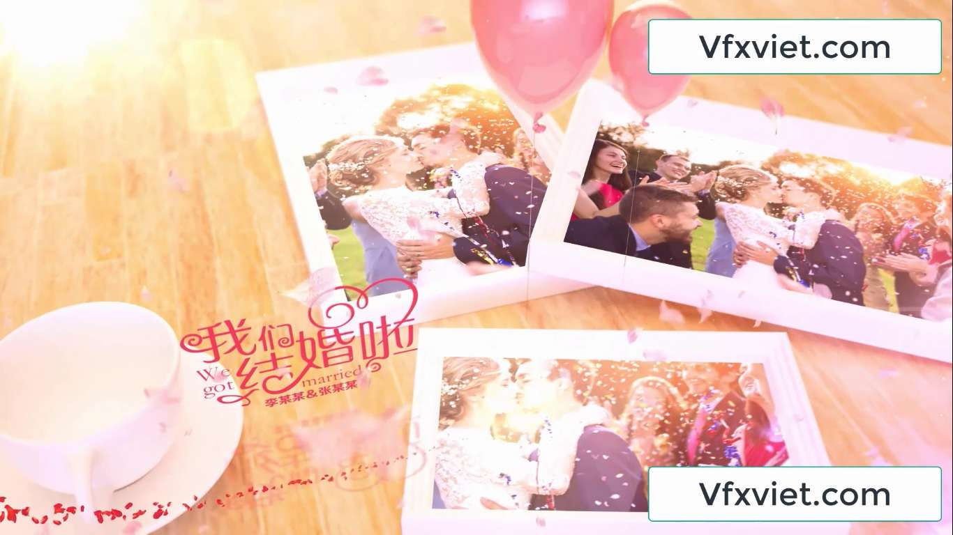 Wedding after effects top pack
