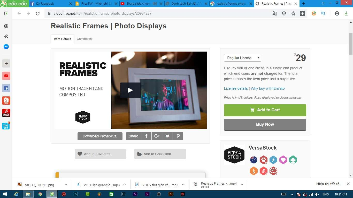 realistic frames photo displays vfxviet