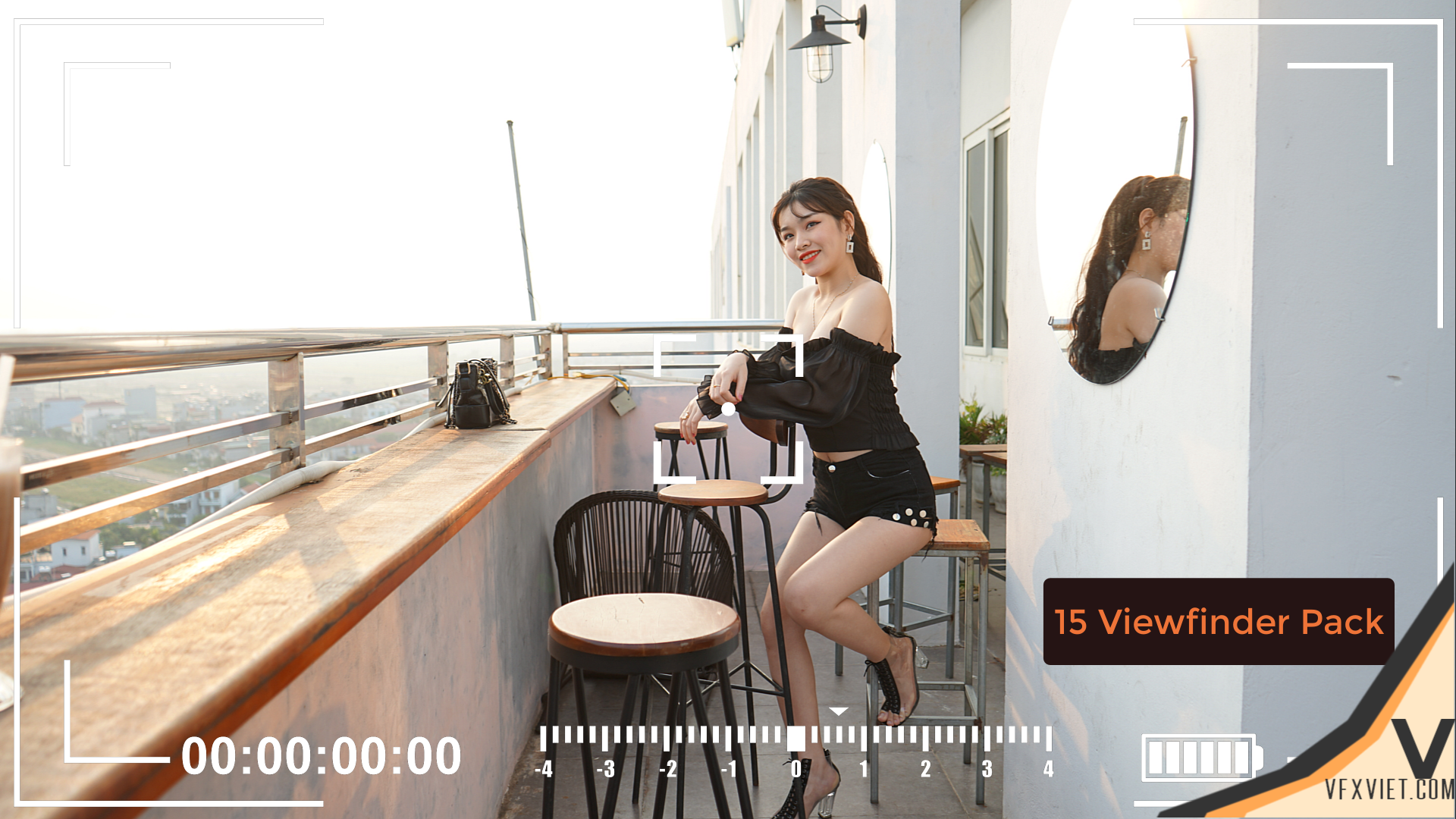 Viewfinder Pack 15 Footage Vfxviet