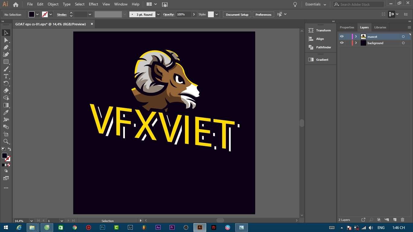 Wedhuz Team - Mascot & Esport Logo