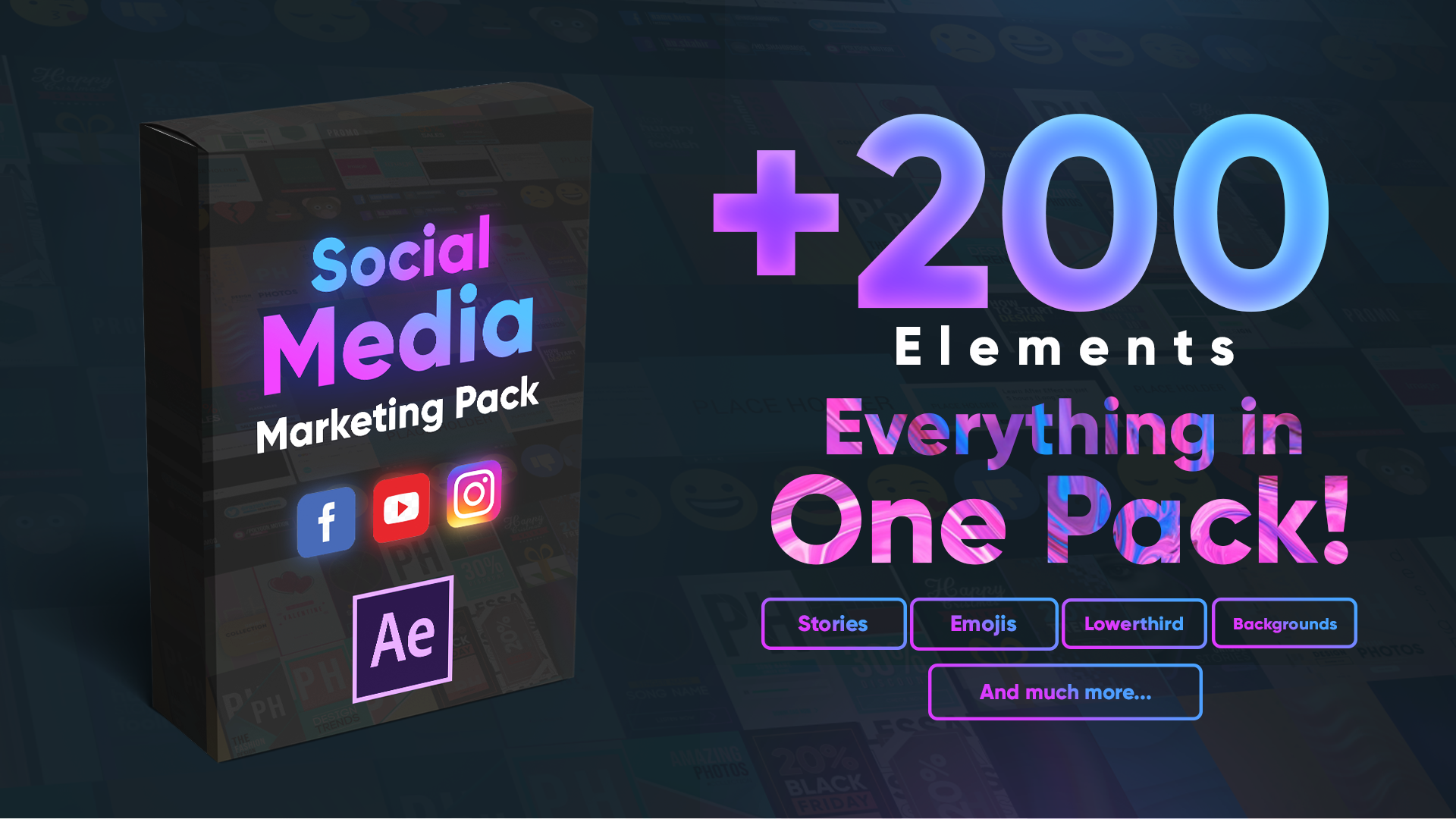 Social Media Marketing Pack