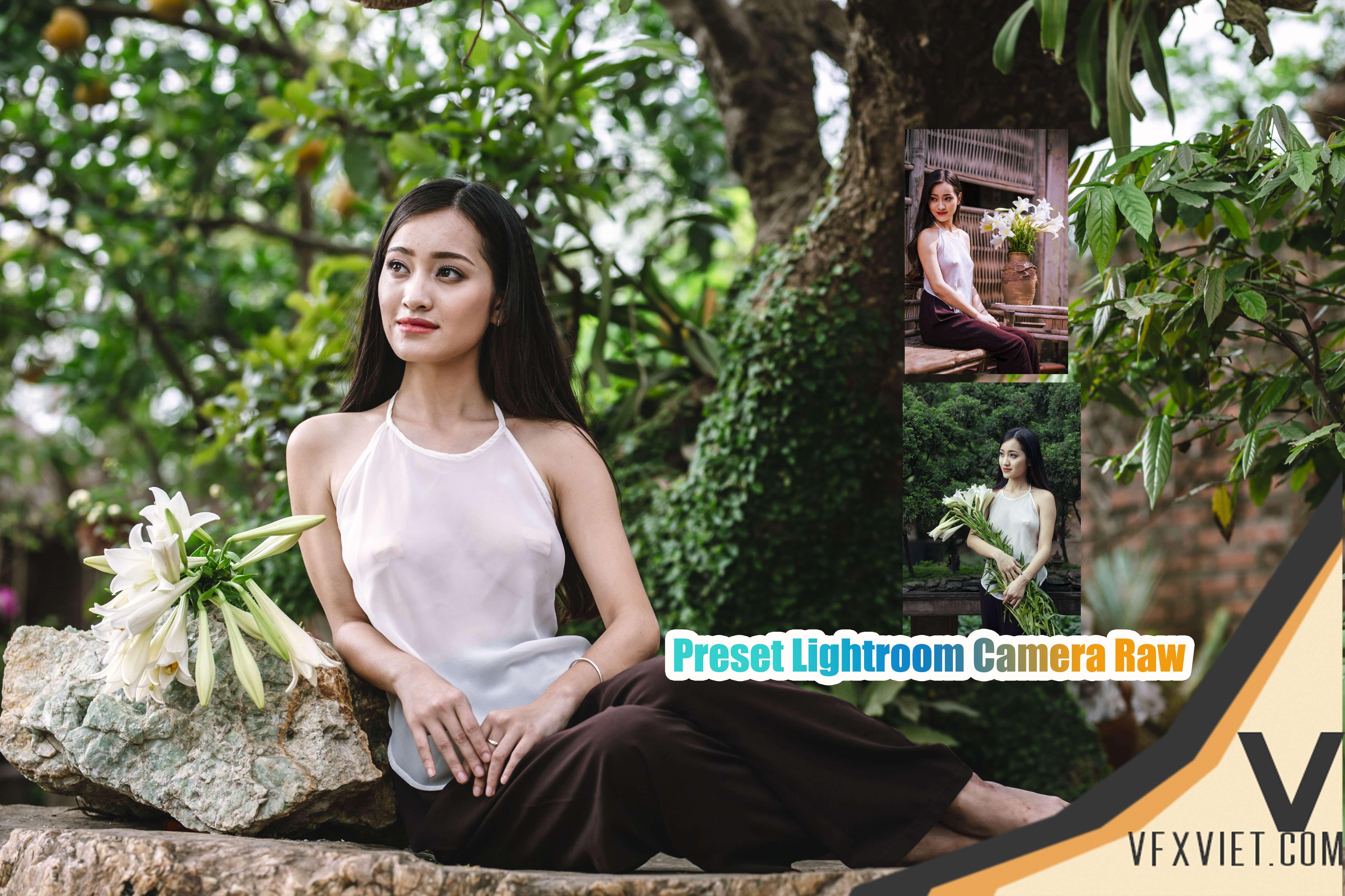 Preset Lightroom Pack Đẹp Mobile