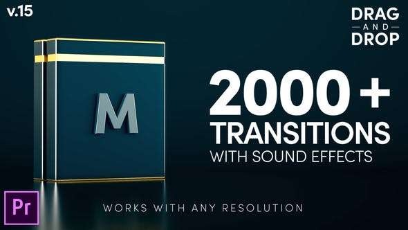 Modern Transitions v15 | Videohive 21922312 | Free Download Premiere Pro Templates