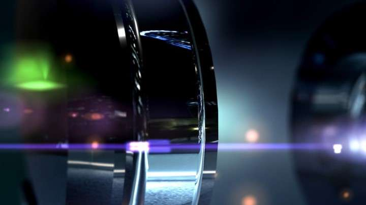 Videohive 130759 - Element 3D Space Logo  - After Effect Template