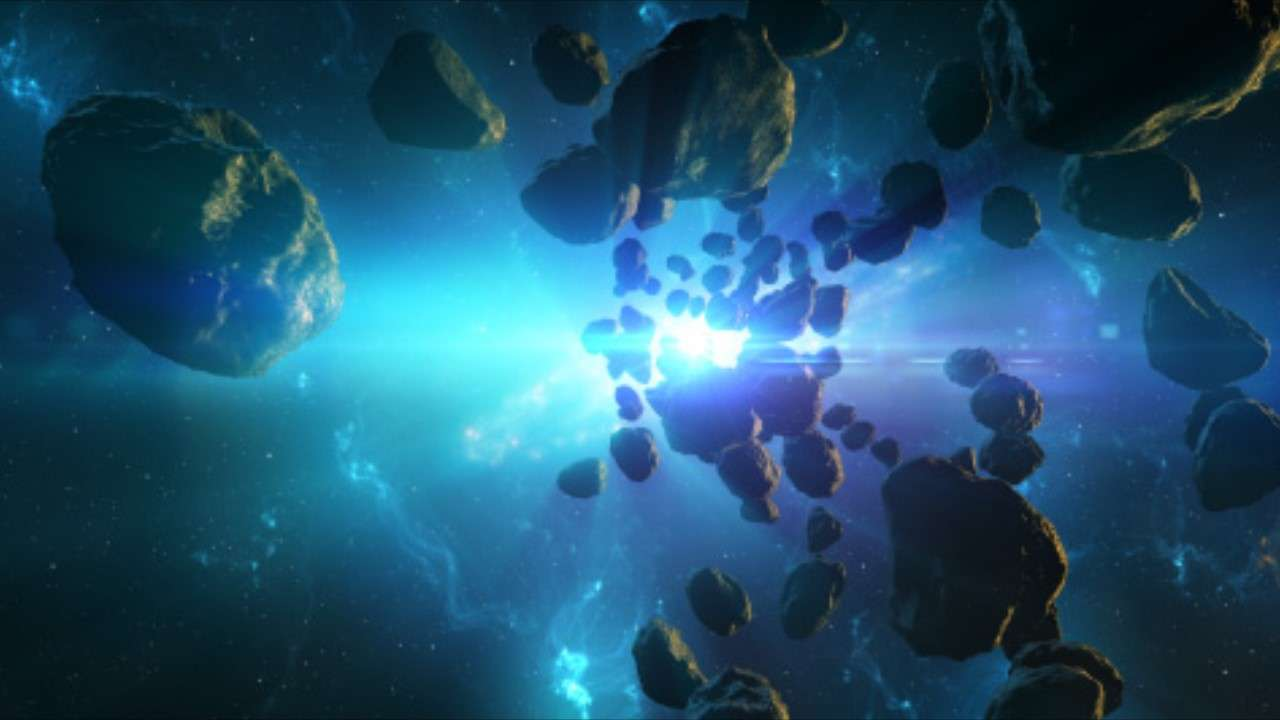 How to Create a Space Scene With Element 3D - After Effect Tutorial