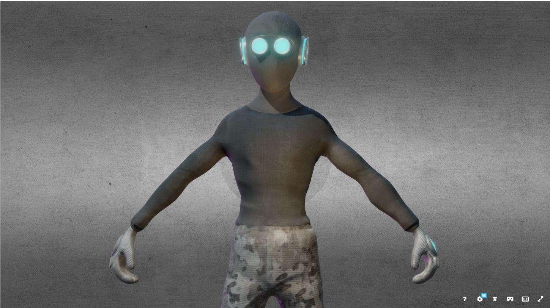 Agent 01 3D Model - Model 3D For Free