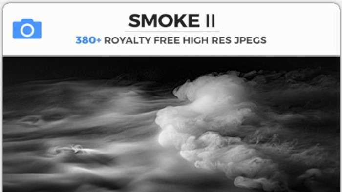 SMOKE II - Photobash - Image Footage