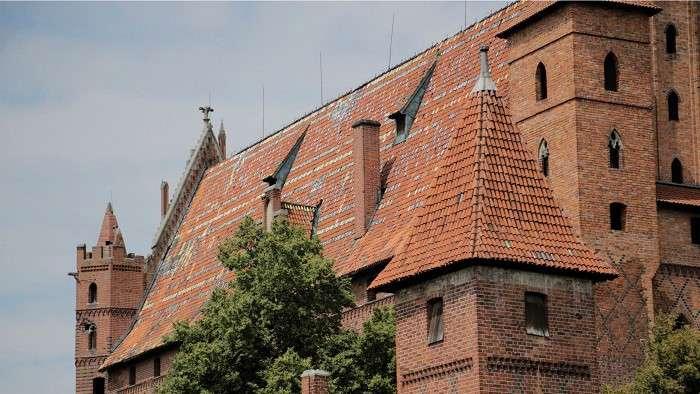Teutonic Castles - Photobash - Image Footage